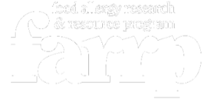 Logo for the Food Allergy Research & Resource Program